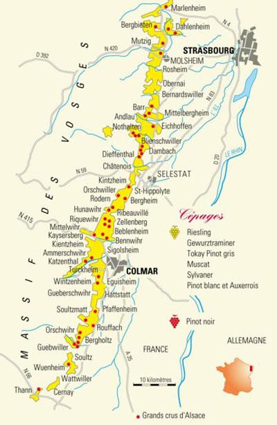Carte Route Des Vins Bourgogne.La Route Des Vins Arts Et Voyages