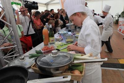 Week end de r ve en champagne ardenne claire en france - Concours cuisine amateur ...