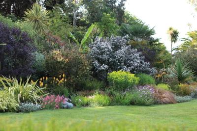 Le jardin du pellinec penv nan bretagne claire en - Jardin du pellinec ...