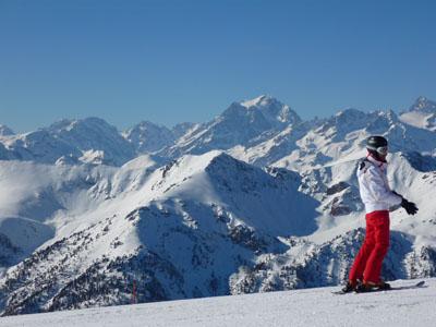 Montgen vre hautes alpes et la voie lact e le ski de printemps par excellence claire en - Montgenevre office tourisme ...
