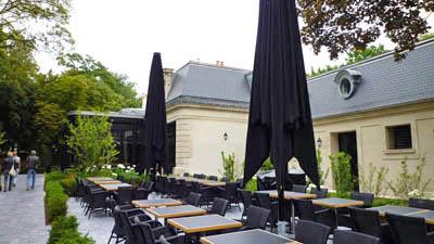 Reims un nouveau chef aux cray res claire en france for Brasserie le jardin