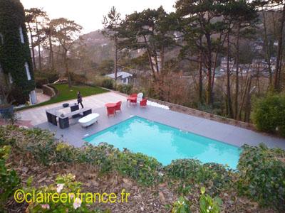 A etretat le domaine saint clair un havre de paix et de - Hotel etretat piscine interieure ...
