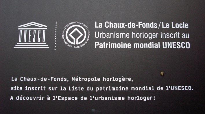 La chaux de fonds dr le de ville suisse n e de l for Agencement cuisine la chaux de fonds