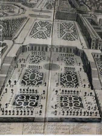 Ch teau de versailles l 39 orangerie claire en france for Architecte jardin versailles