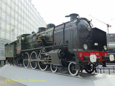 Orient Express, IMA, SNCF, expositions