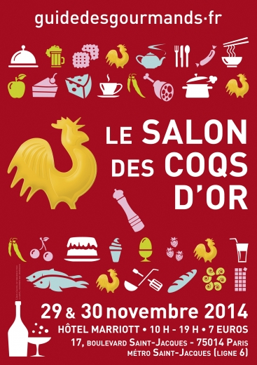 Salon des Coqs d'Or