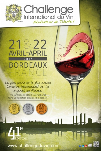 challenge international du vin, bordeaux