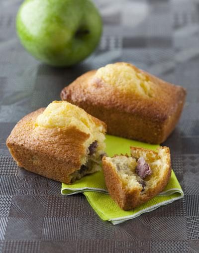 Mini Cake Courgette Emmental